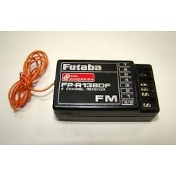 Receptor Futaba R138DF 8 CH 35MHz Dual Convertion
