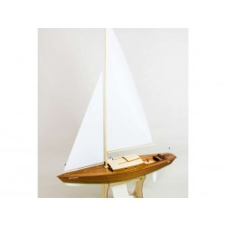 Sailboat kit to mount Bellissima Segelboot Aeronaut 120cm