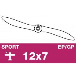 Propeller fibra, 12x7, APC, Sport