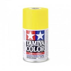 Tinta para plástico TS-16 Amarelo Brilho 100ml