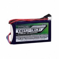 Bateria Life Nano.Tech 2100mAh 2S1P 20C LifeP04