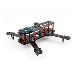 Chassi Drone Recer H280 FIBRA DE CARBONO FPV KIT