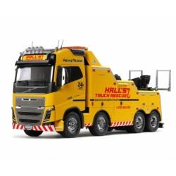 VOLVO FH16 8x4 Tow Truck 1/14 Tamiya