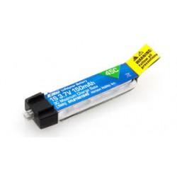 Bateria E-Flite 150mAh 45C 1S 3.7 Litio