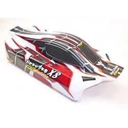 Carroçaria Specter X8N