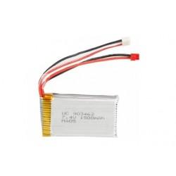 Bateria Lipo 1500mah 3.7v(BEC)