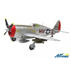 Arrows RC - P-47 Thunderbolt - 980mm - PNP - w/ Electric Retracts