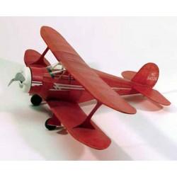 "Avião de Elástico, kit rubber, Staggerwing, 17.5"", DUMA0214"