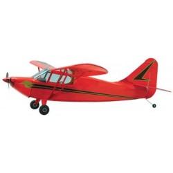 "Avião de Elástico, kit, Stinson Voyager, 40"""