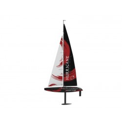 Volantex RC Hurricane Sailboat 791-2 - comprimento 1000mm