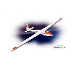 Avião Planador K8B 6000mm ORACOVER Phoenix Model