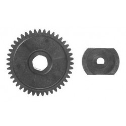 Spur gear, 43T, Low, Alpha3