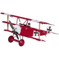 """Avião Eléctrico Focker, Wood, ARF, 29.5"""", 749.3 mm"""