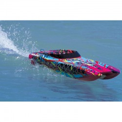 DCB M41 Widebody: Brushless 40 Race Boat