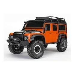 TRX4 Defender Land Rover Orange Limited Adv. Edition