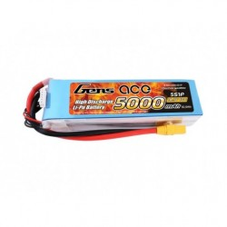 Bateria Lipo Gens ace 5000mAh 18.5V 60C 5S1P XT90(161*45*37mm)