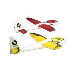 Avião NINCO AIR Amarelo/Vermelho