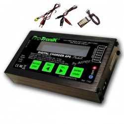 Charger, Lipo, Lion, NiMh, 5A, 50W, with balancer
