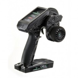 """RADIO """"CR4T ULTIMATE CARBON"""" 4-CHANNEL 2.4GHZ INCL. 2 RECEIV"""