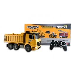Camião Mercadorias RC 1/12 Heavy Duty