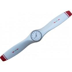 "Helice c/ Relógio 26""(66cm)(brc/vrm)"