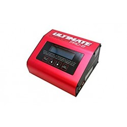 Carregador, Ultimate Racing Pro-8, 80W AC/DC, 6A, 1-6S Lipo, 1-15 cell Nimh-NiCd, PB
