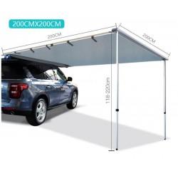 Car Side Roof Top Waterproof Tent 200x200