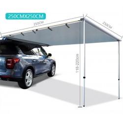 Car Side Roof Top Waterproof Tent 250x250