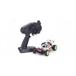 MINI-Z MB010 READYSET 4WD TURBO OPTIMA MID SPECIAL - WHITE