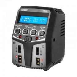 Carregador SkyRC T100 AC charger LiPo 2-4s 5A 2x50W