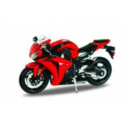MOTO HONDA CBR 1000RR 1/10 WELLY