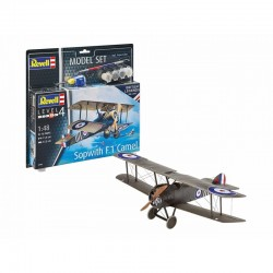 1:48 Model Set Sopwith Camels Revell