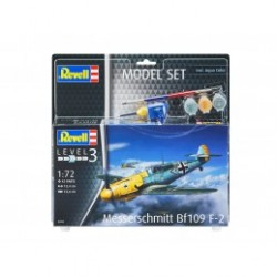 1:72 Model Set Messerschmitt Bf109 F-2