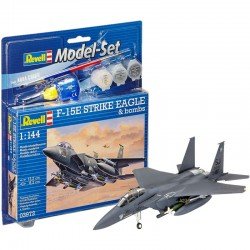 1:144 Model Set F-15E STRIKE EAGLE