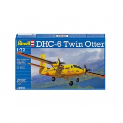 1:72 DHC-6 TWIN OTTER Revell