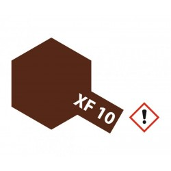 XF-10 Flat Brown 23ml Tamiya