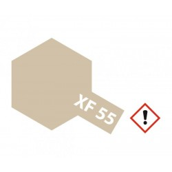 XF-55 Flat Deck Tan (Light Brown) 23ml Tamiya