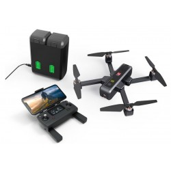 MJX Bugs B4W FPV GPS Drone with 4K FPV 5G WIFI Brushless Follow ME Camera with TWO BATTERIES