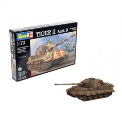 1:72 TIGER II AISF.B REVELL