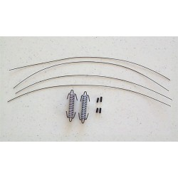 Tail Gear Carden Gear Spring kit to Large