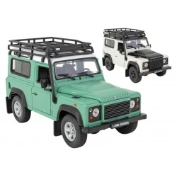 LAND ROVER DEFENDER 1/24 WELLY GREEN