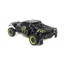 Rovan Sport 4X4 LOSI 5IVE LT450 5IVE-T Rally Engine 45CC Transmissor RTR FS-GT3C BLACK-GREEN Desert Buggy 965mm 15Kg