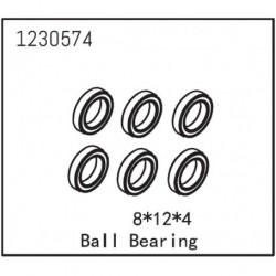 BALL BEARING 18X12X4(6UN)