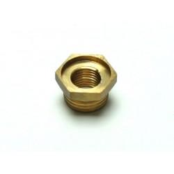 Spark plug adaptor 14 mm -> 1/4´