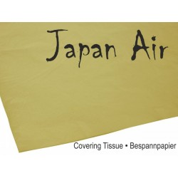 JAPAN AIR covering paper 16g brown 500 x 690 mm/UN