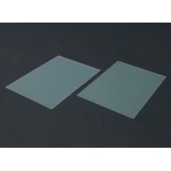 FR4 Sheet Epoxy Glass 210 x 148 x 0.8 mm (2pc)