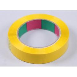 Wing tape 45mic x 24 mm x 100 m (Narrow - yellow)