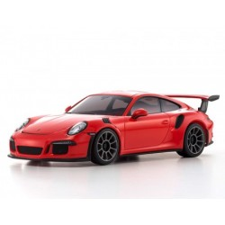 Carroçaria Mini Z Porsche 911 GT3 Vermelha