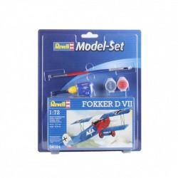 1:72 MODEL SET FOKKER D VII