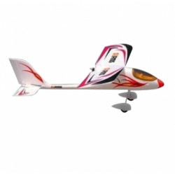 Red Dragonfly 900mm RTF 2.4G White FMS with SkyRC Charger